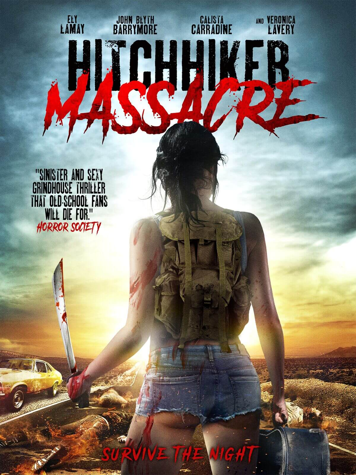 Hitchhiker Massacre 1200x1600 HITCHHIKER MASSACRE