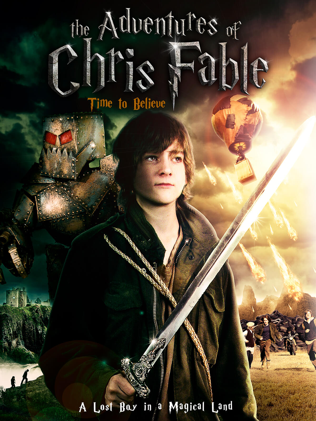 The Adventures of Chris Fable 1200x1600 THE ADVENTURES OF CHRIS FABLE
