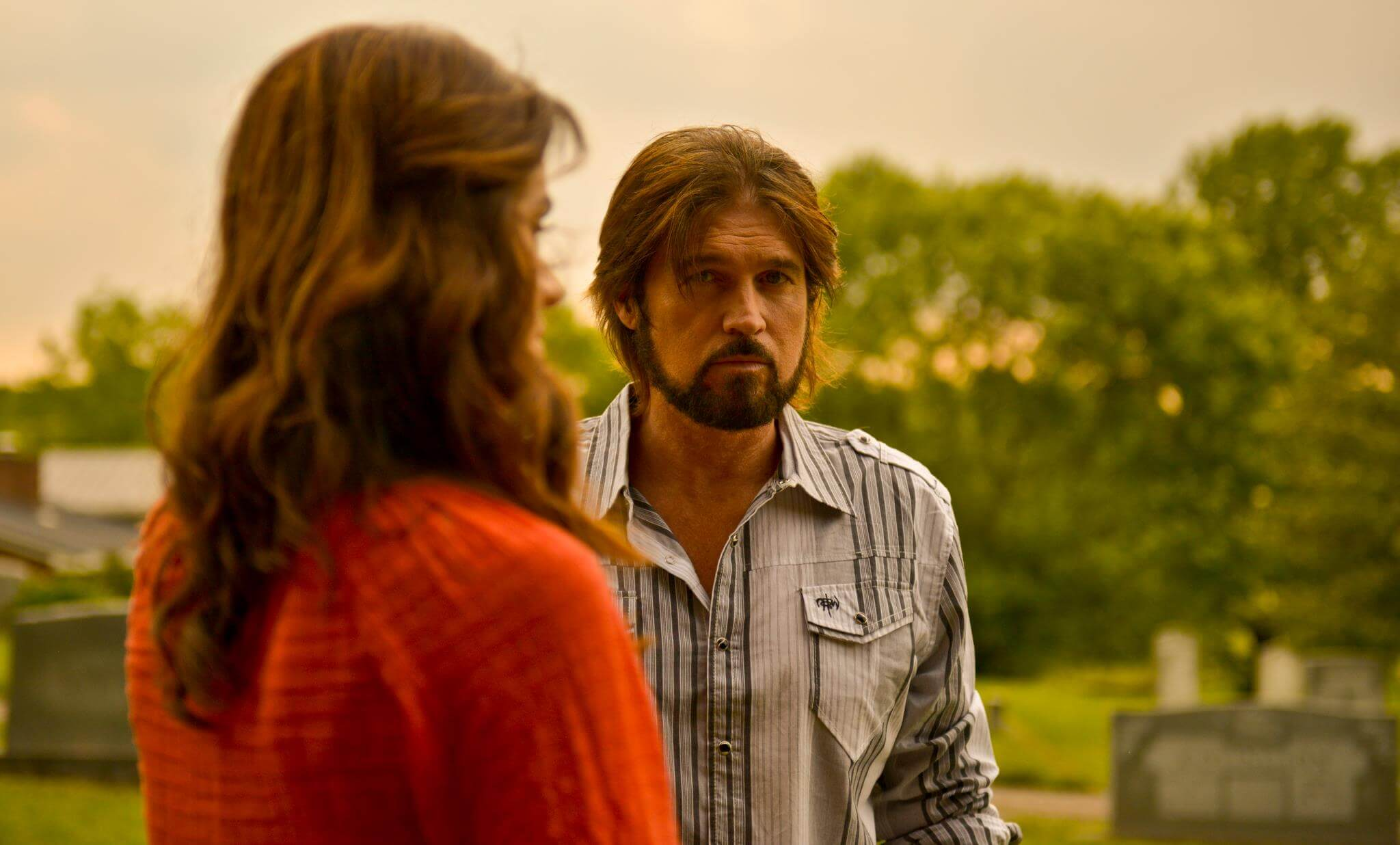 "GAE ACQUIRES ""LIKE A COUNTRY SONG"" STARRING BILLY RAY CYRUS"