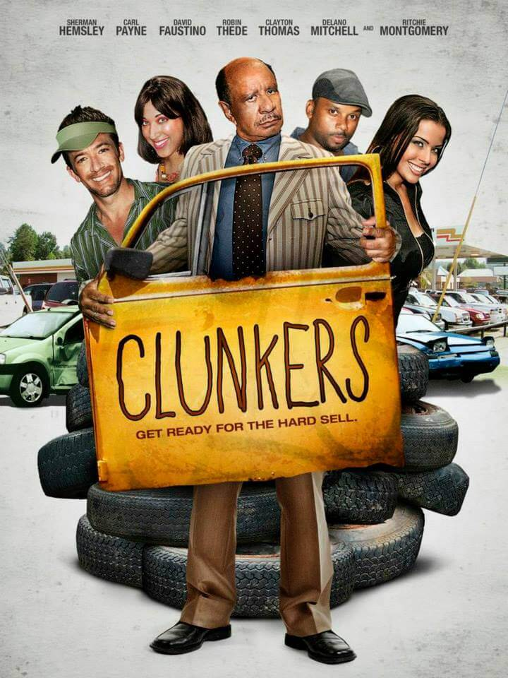 Clunkers Artwork CLUNKERS