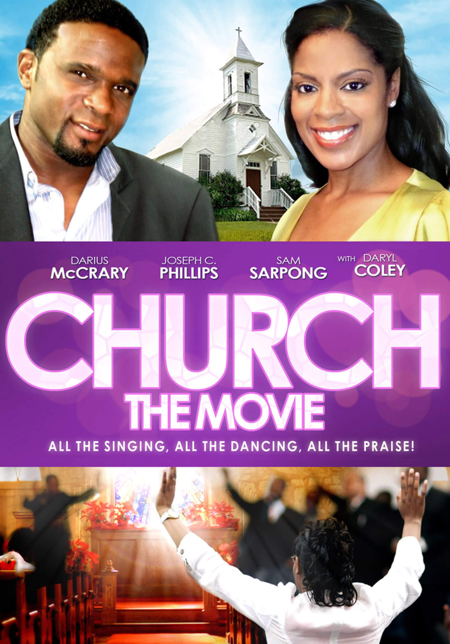 Church The Movie Artwork CHURCH: THE MOVIE