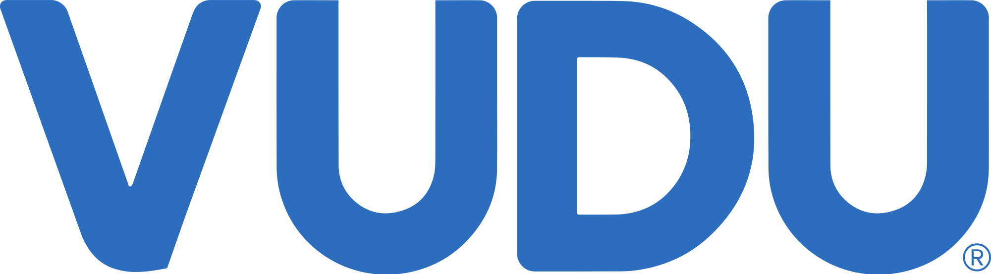 VUDU logo THE ADVENTURES OF AÇELA