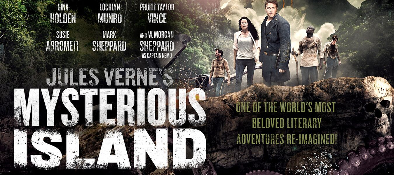 JULES VERNES MYSTERIOUS ISLAND