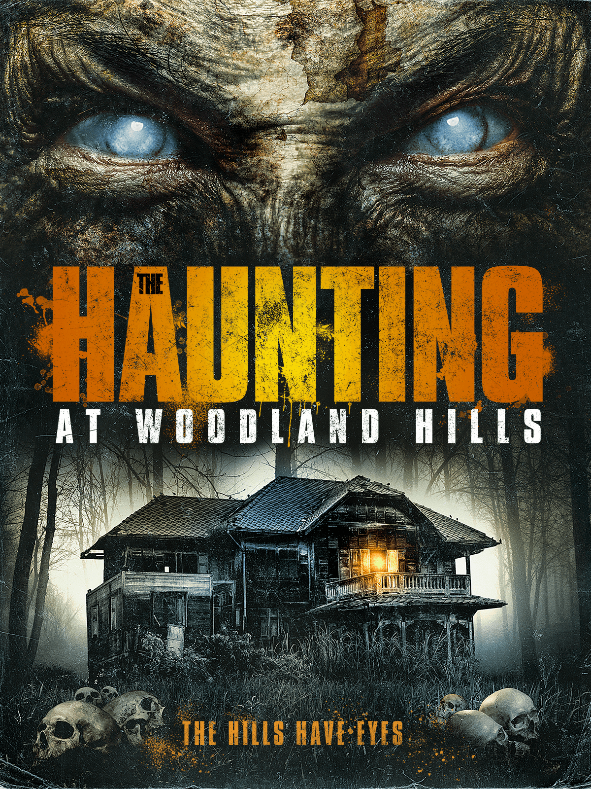 The Haunting of Woodland Hills 1200x1600 THE HAUNTING AT WOODLAND HILLS