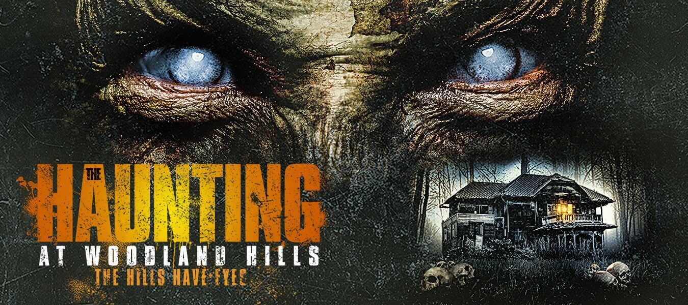 THE HAUNTING AT WOODLAND HILLS