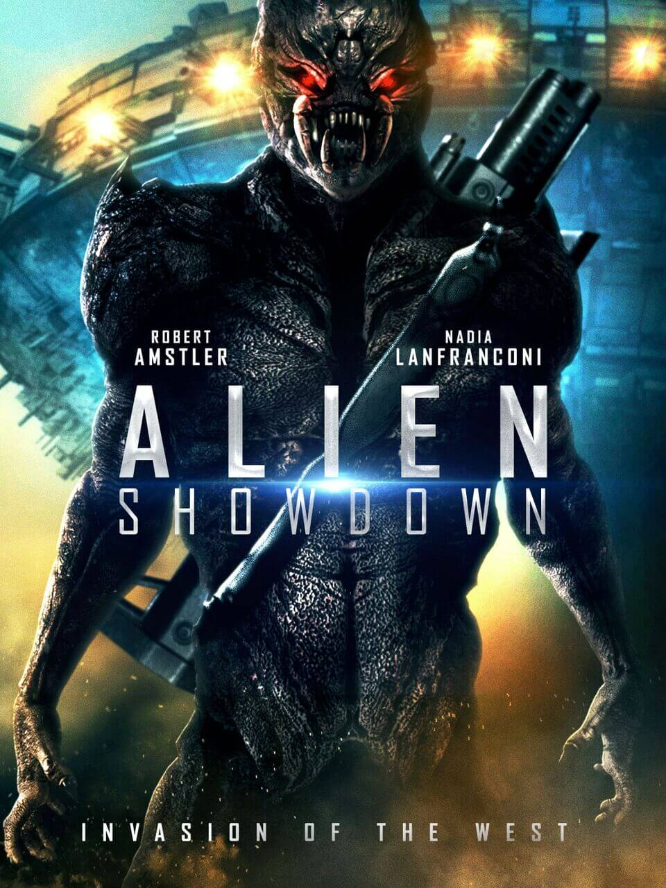 ALIEN SHOWDOWN